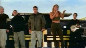 98 Degrees & Mariah - Thank God I Found You