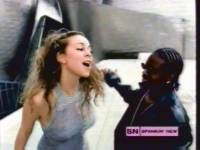 Mariah + Jermaine Dupri in the Sweetheart video