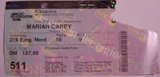 My Ticket - Köln (Cologne) - 20.02.2000